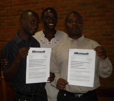 2. MCP Kurs erfolgreich abgeschlossen