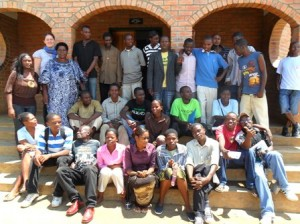 BWENZI ORPHAN STUDENTS CARE ORGANISATION (BOSCO) MEETING