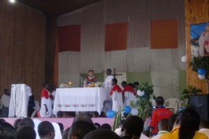 DON BOSCO COLLEGE CELEBRATES THE FEAST OF MARY HELP OF CHRISTAINS