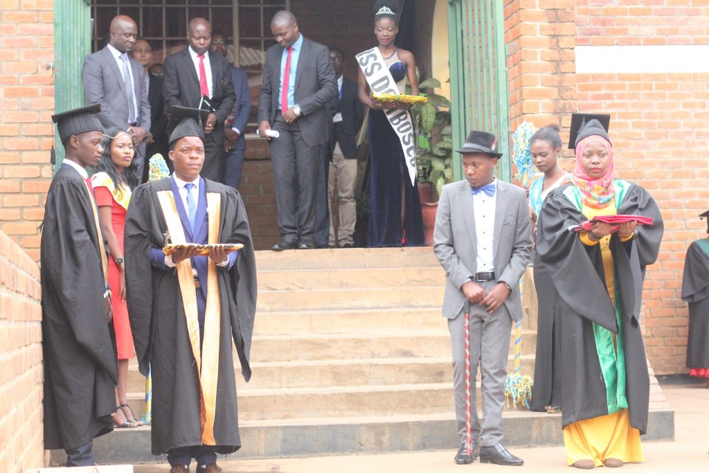 DON BOSCO YOUTH TECHNICAL INSTITUTE GRADUATES 193 STUDENTS IN 2018