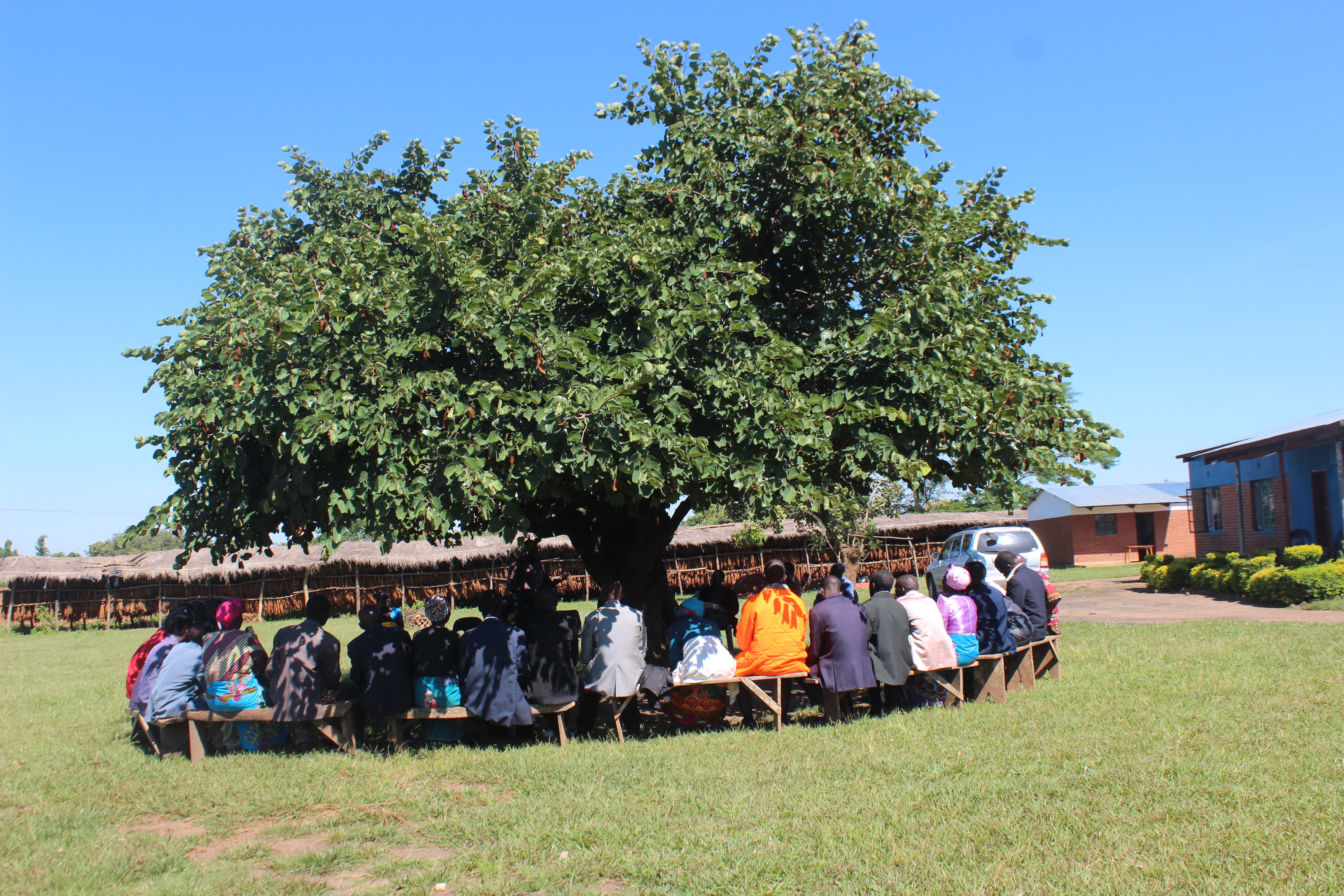 VILLAGES UNDER T/A KALOLO TO BENEFIT FROM THE BURSARY PROGRAM